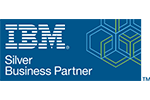 IBM Silver Business Partner Logo | Buy IBM Licences from official UK IBM Partners Influential Software